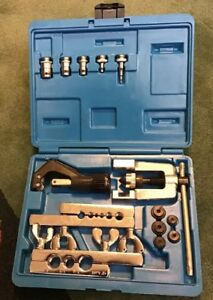 Yellow Jacket Type Swaging flaring Double Flaring Tool Deluxe Complete Kit