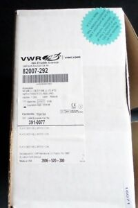 10 Vwr 96 well 1 2ml Pp Deep Well Plates Printed Labeling 82007 292