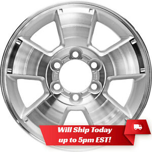 New Set Of 4 17 Replacement Alloy Wheels Rims For 2005 2015 Toyota Tacoma 69463