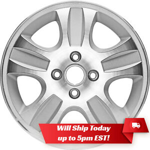 New Set Of 4 16 Replacement Alloy Wheels Rims For 2000 2011 Ford Focus