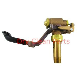 New Forenta 25756 Head Valve With Handle For Dry Clean Laundry Machine