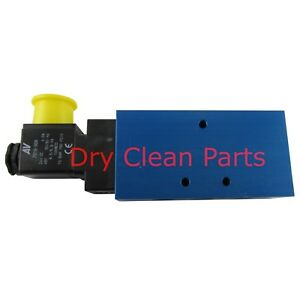 New Forenta Solenoid Valve Single Operator 31402 For Dry Clean Laundry Machine