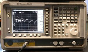 Agilent E4411b 1mhz 1 5ghz Esa l Series Spectrum Analyzer