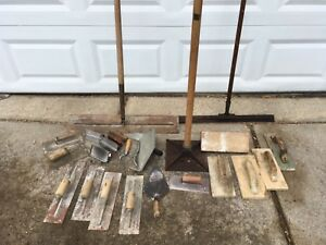 Serviceable Cement mortar Tools For Professional Or Home Handyman