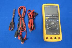 Fluke 187 True Rms Multimeter