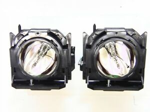 Panasonic Et lad60w Et lad60aw Dual Lamp Manufactured By Panasonic