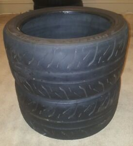2 275 35 18 Bridgestone Potenza Re71r 35r R18 Tires Free Shipping
