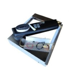 Ice o matic Kbt25022 Ice Bin Adapter Level Kit For Use On Iod200 Iod250 Disp