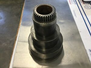 South Bend Lathe 16 Step Cone Pulley