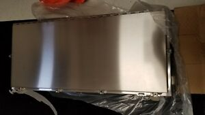 Hoffman Stainless Steel Panel Box 44 By 20 By 5 75 Inches