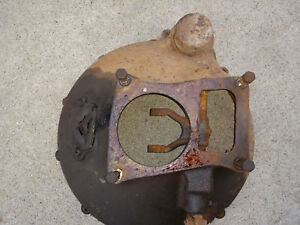 1949 1950 1951 Lincoln Ford Flathead 337 Bellhousing For 3 Speed