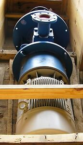 Colfax Imo Vert Pump Powered By Siemens 34 5 Kw 46 Hp 460 Volts Item 8650
