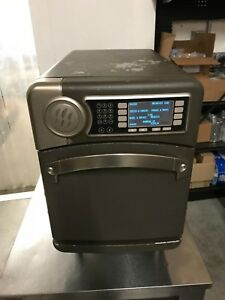 2010 Turbochef Sota Ngo Convection Microwave Oven Turbo Chef Rapid Cook