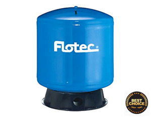 Flotec Fp7120 Vertical Pre charged Pressure Water Tank 35 Gallon lnstr