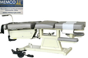 Flexion Manual Chiropractic Table Electric Power Balance
