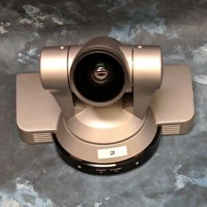 Sony Hd Color Video Conference Ptz Pan Tilt Zoom Camera Evi hd1 W Controller