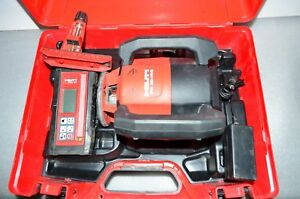 Hilti Pr 30 Hvs Rotating Laser Level
