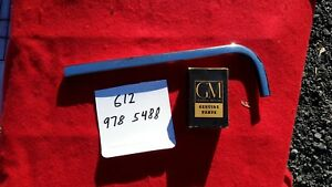 1959 Chevrolet El Camino Or Wagon Rear Fin Corner Trim Show