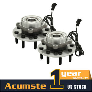Front Wheel Hub Bearing Assembly For 2003 2004 2005 Dodge Ram 2500 3500 4wd