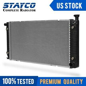 1693 Radiator For Cadillac Chevy 99 00 Escalade 94 Blazer 94 99 C1500 2500 3500