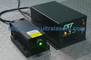 2000mw 2w 532nm Dpss Laser With Ttl Modulation