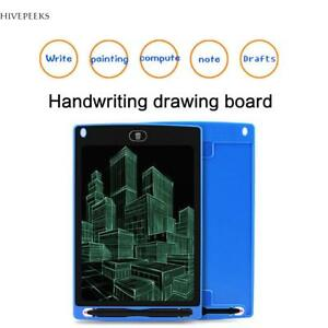 Electronic Writing Tablet Kids Educational Toy Magic Sketch Drawing Board