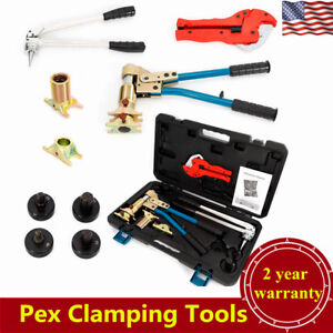 Pex Clamping Tools Pex 1632 For Hot And Cold Water Plumbing System Usa