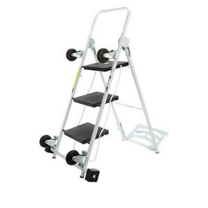 Storesmith 4 In 1 Cart And Ladder