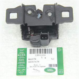 Hood Alarm Anti Theft Latch With Sensor Lr065340 Fit Range Rover Lr4 Lr2 05 16