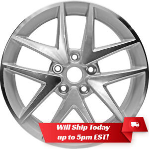 New Set Of 4 17 Replacement Alloy Wheels Rims For 2006 2012 Ford Fusion