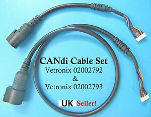 Gm Tech 2 Replacement Repair Candi Can Bus Module Cables Vtx02002792
