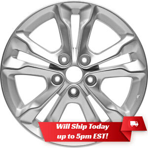 New Set Of 4 Replacement 17 Alloy Wheels Rims For 2011 2012 2013 Kia Optima