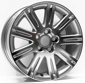 New Set Of 4 17 Replacement Alloy Wheels Rims For 2005 2010 Toyota Avalon Camry