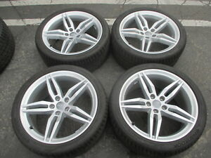 2018 Audi A5 S5 Factory 19 Wheels Tires Oem Sport Package 6w0601025am Allroad