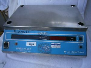 Air shields Vickers N10 Warm Weigh Pediatric Infant Scale Parts