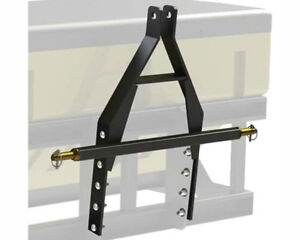 Snowex Tpd 020 1 Three Point Hitch Mount For Sd 600 Sp 1675