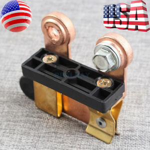 New Disconnect Knife Blade Switch Heavy Duty Cut Off Switch Side Post Battery