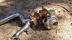 350 Chevy Turbo Manifold And Turbo