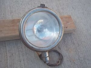 S M Lamp 77 Spot Light Spotlamp Ford Chevy Dodge Oakland Overland Hudson Marine