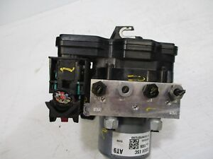15 Buick Encore Anti Brake Assembly Abs Pump