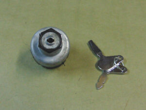 Lucas 34501 Type 70sa Ignition Switch With Keys tractor Industrial Application