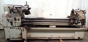 Cadillac Precision High Speed Lathe 2280g 22 Swing 88 Bed