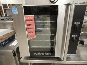 Moffat Electric Convection Oven New scratch Dent E32d5