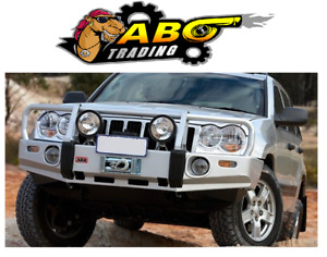 Arb For 2005 07 Jeep Grand Cherokee Wk Air Bag Approved Deluxe Bar 3450130