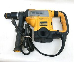 Dewalt D25601 1 3 4 Sds Max Combination Rotary Hammer Power Tool 13 5a 120v