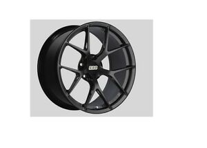 Bbs Satin Black Fi R Wheel 19x10 5 5x120 Et35 Bmw Fitment Fi138bs