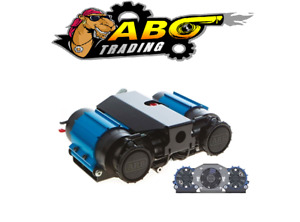 Arb Air Compressor On Board High Performance 12 Volt Twin Ckmta12