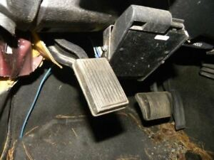 2005 Dodge Pickup 1500 Emergency Brake Pedal Assembly