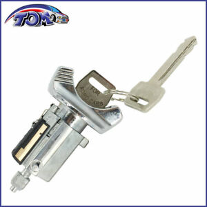 Ignition Switch Lock Cylinder 2 Key For Ford F150 250 350 Pickup Lincoln Mercury