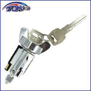 New Ignition Lock Cylinder For Ford E150 Van E250 E350 F150 F250 F350 Mustang